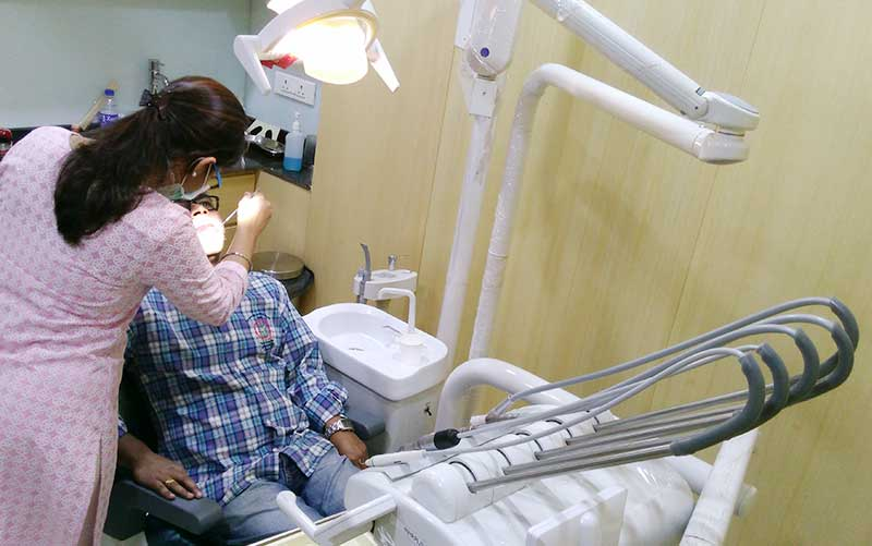 dental assistant course in mumbai